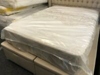 NEW iGel Pegasus Toffee 4,6ft Double Mattress 135cm RRP £1299