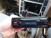 Sony DSX-A40UI MechLess car stereo USB AUX input 4 x 55w iPhone Player