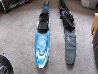 O,Brien Impulse Water Ski Complete with Ski Cover