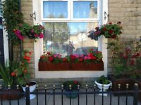 Window decoration garden patio