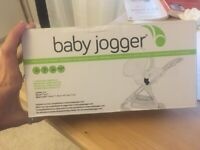 Car Seat Adapters - Baby Jogger (multi), barely used