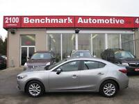 2014 Mazda Mazda3 GS SEDAN-SKYACTIVE-CLEAN CARPROOF-1 OWNER-CDN-