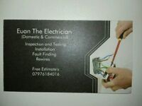 Experienced Domestic & Commercial Electrician Looking For Work