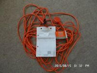 Flymo power cable