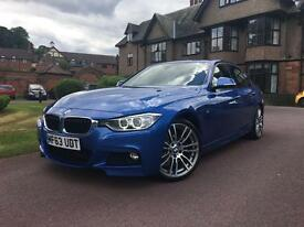 BMW 320d MSPORT+, 14000 Miles, HUGE SPEC