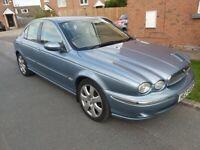 Jaguar, X-TYPE, Saloon, 2006, Manual, 2198 (cc), 4 doors