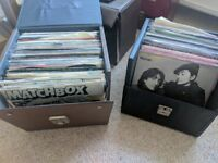 "320 + 7"" Single Vinyls.**Records**"