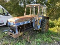 Leyland 344 tractor spares or repair restoration project