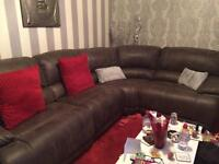 Leather Conner Suite