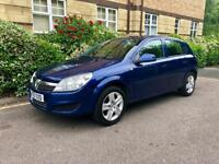 2010 Vauxhall Astra 1.4 with 1 Years MOT
