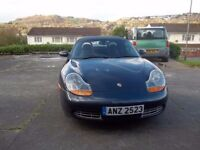 PORSCHE BOXSTER 2.5, '98, QUICK SALE NEEDED, PRIVATE PLATE CLEAN CAR, SPARES OR REPAIRS!