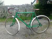Vintage Elswick road bike