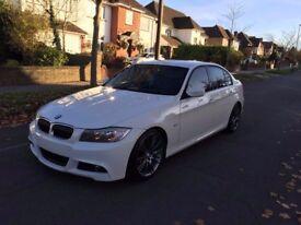 BMW 3 SERIES 318D M SPORT PLUS - FULLY LOADED - E90 NOT E87 E92 E93 320D 320I 116I 118D
