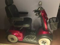 TGA Mystere 8 mph Mobility Scooter - Very Good Condition