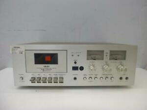 Akai Stereo Cassette Deck - We Buy Home Audio Equipment - 117315 - MH318404