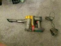 Dyson DC34 Multi Floor Handheld Vacuum with Longer Run Time good conditiona nd fully working