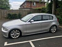 2005 BMW 1 SERIES 120D Sport Turbo Diesel Manual - SPARES OR REPAIRS