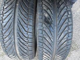 215/45/17 Tyres x4