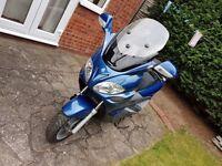 Piaggio X9 125cc 2006