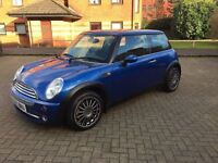 Mini ONE...SERVICE HISTORY. MILEAGE 78.000