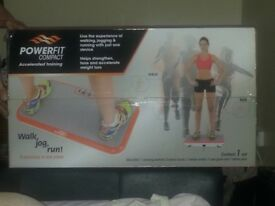 Powerfit compact does exactly what it says on the box""