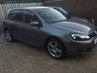2011 VOLKSWAGEN GOLF 1.6 TDI GREAT WEE CAR ONLY £30 A YEAR ROAD TAX
