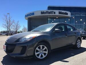 2012 Mazda MAZDA3 GX A/C, GREAT ON GAS, GREAT FIRST TIME CAR!!