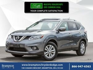 2015 Nissan Rogue SV | AWD | TRADE-IN |