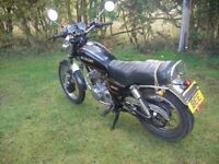 suzuki gn250 good condition collectable classic excellent runner