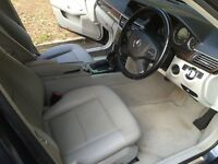 Mercedes Benz 250 Eclass 7seater