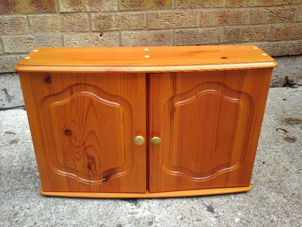 Bathroom Cabinets Gumtree pine 2 door bathroom cabinet   in maidstone, kent   gumtree
