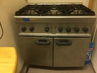 Lincat commercial catering gas oven used slr9 model