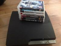 PS3 + GAMES!!!