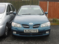 almera sport + diesel turbo electric/sun roof/mirrors/f/windos,motd 7month,cd,al/weels