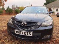 Mazda 3 Sportback 2.0 - *12 Month MOT* Pristine Conditon