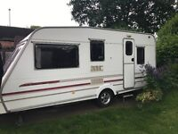 1999 Swift Blakemere 5 berth with full awning and accessories