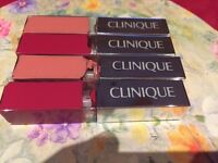 Clinique-lipgloss colour x 4