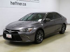 2015 Toyota Camry XSE with Navigation