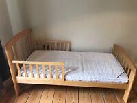Children's Bed with 4.5ft Mattress