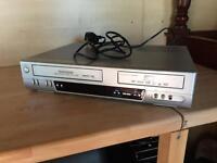 Daewoo VHS Video/DVD combo