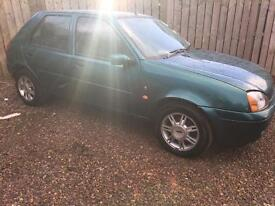 2001 Ford Fiesta Ghia 1.25 Great Condition Throughout! 1 Year MOT! ONLY £550!