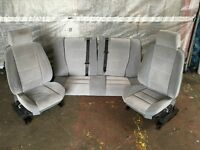 BMW E36 Coupe Hell Grey Interior Seats 323i 325i 328i