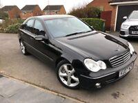 ***Mercedes Benz C200 komp Avantgarde SE Auto***Sports Pack