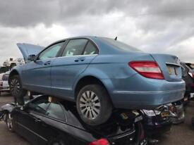 MERCEDES C250 CDI BREAKING FOR SPARES PARTS