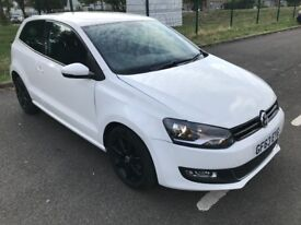 2014 VW Volkswagen Polo Facelift 1.4 Match - White - Very Clean - 31k miles - HPI Clear - Service