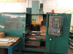 Matsuura MC-800VF CNC Vertical Machining Center