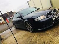2002 Audi A4 1.9tdi kitted