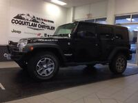 2013 Jeep WRANGLER UNLIMITED Rubicon Delta/Surrey/Langley Greater Vancouver Area Preview