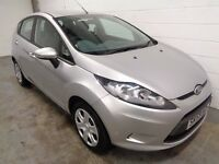 FORD FIESTA 1.25 2009/59, ONLY 41000 MILES,YEARS MOT+HISTORY, FINANCE AVAILABLE, WARRANTY