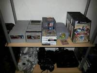 Nintendo nes snes game cube / boy n64 consoles games and accessories wanted by local collector